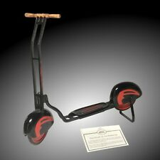 Hallmark Kiddie Car Classics 1939 Garton Batwing Scooter #Qhg6317