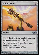 Rod of Ruin X4 EX/NM M10 MTG Magic Cards Artifact Uncommon