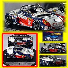 Renault Spider Panasonic T.Rustad #1 Renault Sport Spider Trophy 1:43