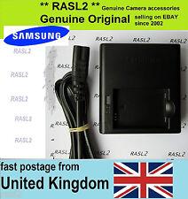 Samsung Genuino Original Cargador BC1030b BP1030 NX1000, NX1100 NX200 NX210 NX2000