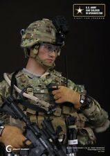 Crazy Dummy 1/6 U.S ARMY ISAF SOLDIER IN AFGHANISTAN Action Figure - CZD-78005