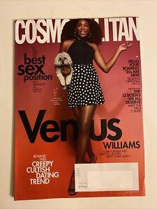 Cosmopolitan Magazine - October 2021 - Venus Williams, Best Sex Position & More!