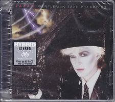 """""""Japan - Gentlemen Take Polaroids"""" Limited Numbered Hybrid SACD CD David Sylvian"""