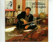 CD PIETER WISPELWEY & FLORILEGIUMvivaldi concertiEX (A3720)