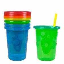 The First Years Take and Toss Straw Cups 296ml 4 Count