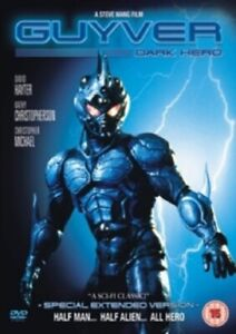 Guyver Dark Hero (David Hayter, Kathy Christopherson Bruno Patrick) Region 4 DVD