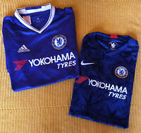 MIXED BUNDLE CHELSEA FC Football Sport Shirts Soccer Jersey Trikot Maillot Youth