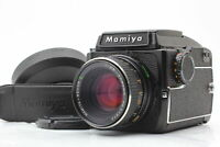 [MINT] Mamiya M645 Waist Finder Camera Body Sekor C 80mm f/2.8 Lens from JAPAN