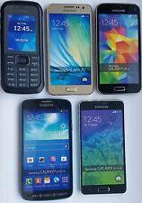 5 x Samsung Galaxy Cellulare Manichino finte-Decorazione, requisit, mercato delle pulci, raccolta