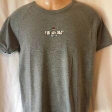 FINLANDIA VODKA Men's T Shirt Size s (excellent) (T90)