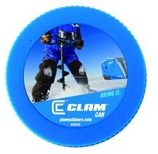 NEW Clam Clam Can Screw Top Bait Puck 9238