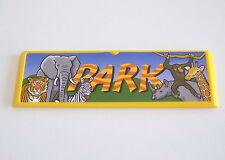 Panneau d/'Affichage Publicitaire Entrée Parc 3145 ZOO PLAYMOBIL O2123
