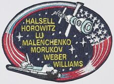 Aufnäher Patch Raumfahrt NASA STS-101 Space Shuttle Atlantis ..........A3034
