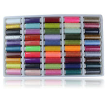 50 Colors Sewing Thread Polyester Embroidery Spools