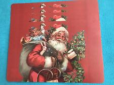 Tischset Platzset Platzdeckchen Weihnachtlich 4 Stück ca 43,5x28,5