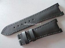 Patek Philippe Nautilus 25mm Black Silicone Rubber Strap