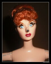 """NUDE BARBIE Lucy """"L.A. at Last""""  Barbie Doll ROOTED LASHES  CLB 1839"""