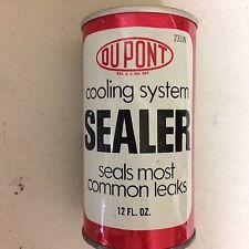 (12) Vintage DUPONT COOLING SYSTEM SEALER RADIATOR SEAL STOP LEAK  12 Oz