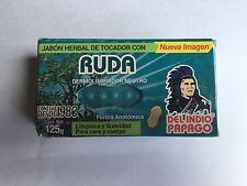 Jabon de Ruda Para Limpias Y Para Atraer La Suerte-rude Soap Bar 4.4 Oz