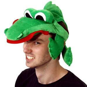 Croc Hat Dr Toms Novelty Costume Accessory