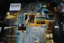 NINE INCH NAILS HESITATION MARKS EU PRESS WITH CD 12 ' VINYL LP NEW 1st press
