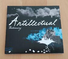 CD ANTILLECTUAL TESTIMONY NO REASON SHIELD RECORDS 2007 NOFX PUNK ROCK HARDCORE