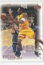2000-01 Upper Deck Pros and Prospects Kobe Bryant