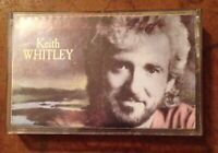 Keith Whitley I Wonder Do You Think Of Me Cassette Tape