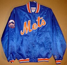 NEW YORK METS MLB JACKET - SIZE LARGE - PLAYER #17