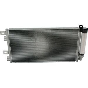 AC Condenser A/C Air Conditioning with Receiver Drier for 02-08 Mini Cooper New