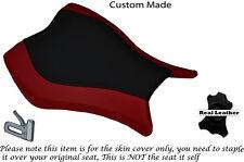 Rojo oscuro y negro Custom encaja Honda Cbr 1000 Rr 13-15 Fireblade delantera cubierta de asiento