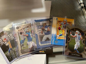 500 COUNT FOOTBALL CARD LOT