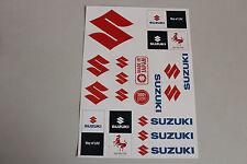 Sticker Suzuki autocollant sticker Arc a4 Sticks Aufkleberset Arc