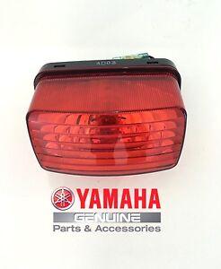 NEW OEM Yamaha Banshee Raptor brake Tail light tailight lens bulb 2002-2006