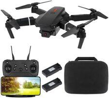 4K FPV Drohne mit Dual 1080P FHD WIFi Kamera GPS 2,4G RC Quadcopter Drone