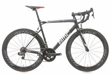 2014 BMC TeamMachine SLR01 Road Bike 56cm Large Carbon SRAM Red eTap 11 Speed