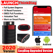 LAUNCH OBD2 Scanner Full System Bidirectional Actuation Test Car Diagnostic Tool