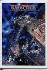 Battlestar Galactica Colonial Warriors Artifex Chase Card S9