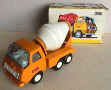 Rico ref 402 Camion Sanson Toupie ciment en tôle