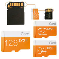 128GB 64GB 32GB Class 10 Micro SD TF Flash Memory Card for Camera Mobile Phone