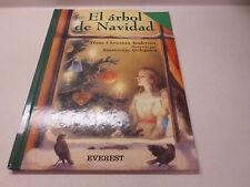 Hans Christian Andersen Classics: El Arbol de Navidad hardcover