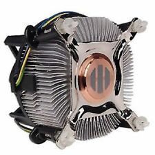 "Intel Socket 775 Copper Core/Aluminum Heat Sink & 3.5"" Fan w/4-Pin D60188-001"