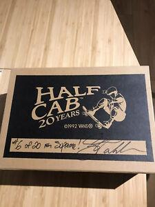 Supreme Half Cab Hand Cut By Steve Caballero 1 Of 20 Super Rare Collectors Item