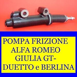 Pompa frizione con pedali attacco in basso A.R.105 duetto-Clutch master cylinder