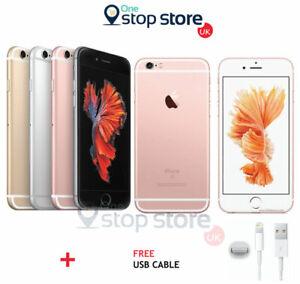 Apple iPhone 6s - 16GB 32GB 64GB - Unlocked SIM Free Smartphone Various Grades