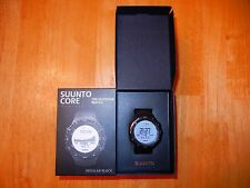 Suunto Men's Core Regular Black Altimeter Barometer Compass Watch
