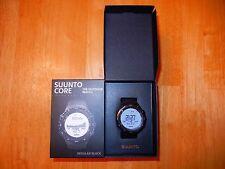 Suunto Men's Core Regular Black Altimeter Barometer Compass Watch