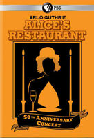 Alice's Restaurant 50Th Anniversary Concert [New DVD] Anniversary Edition
