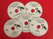 Chow Gar Southern Internal Training DVD Set - Tai Chi, Qigong, Hsing YI