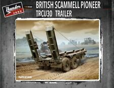 THUNDER MODEL TM35205 British Pioneer TRCU30 30ton Trailer in 1:35